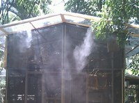Barn Cooling Systems - Alfresco Spaces